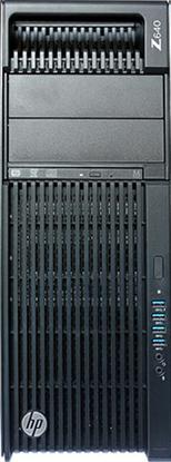 Picture of HP Z640 Workstation v3 2WU33EA