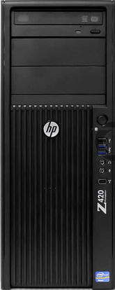Picture of HP Z420 Workstation V2 LJ449AV