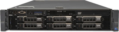 Picture of Dell PowerEdge R710 6LFF Hotplug CTO 2U Rack Server H241F PH074