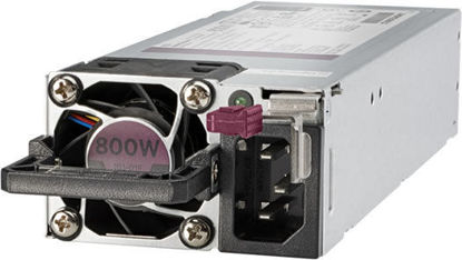 Picture of HPE 800W Flex Slot Universal Hot Plug Low Halogen Power Supply Kit 865428-B21 866727-001