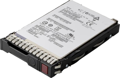 Picture of HPE 480GB SATA 6G Mixed Use SFF (2.5in) SC Digitally Signed Firmware SSD 875470-B21 875863-001