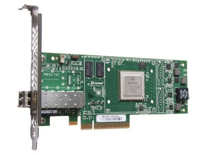 Picture of HPE StoreFabric SN1200E 16Gb Single Port Fibre Channel Host Bus Adapter Q0L13A 870001-001