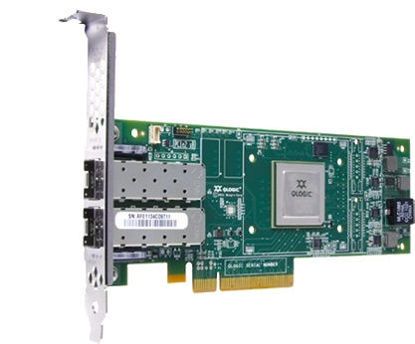Picture of HPE StoreFabric SN1600Q 32Gb Dual Port Fibre Channel Host Bus Adapter P9M76A 868141-001