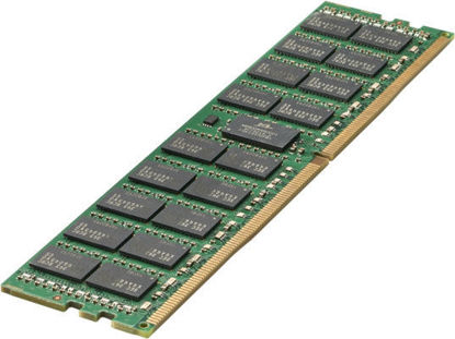 Picture of HPE 16GB (1x16GB) Dual Rank x8 DDR4-2666 CAS-19-19-19 Unbuffered Standard Memory Kit 879507-B21 P06773-001