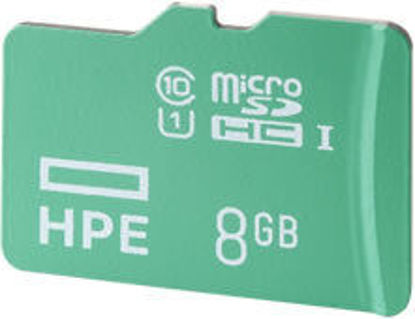 Picture of HPE 8GB microSD Flash Memory Card 726116-B21 738576-001