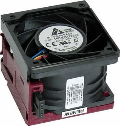 Picture of HPE DL360 Gen10 High Performance Fan Kit 871244-B21 875284-001