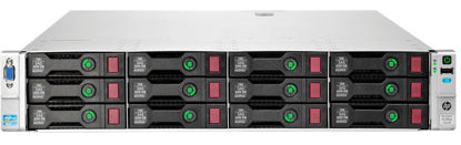 Picture of HPE Proliant DL380p Gen8 V1 LFF CTO Rack Server 665552-B21