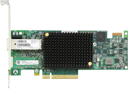 Picture of HPE StoreFabric SN1100E 16Gb Single Port Fibre Channel Host Bus Adapter C8R38A 719211-001