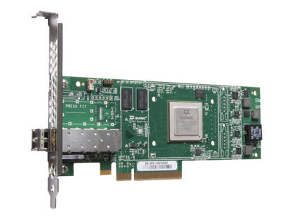 Picture of HPE StoreFabric SN1000Q 16GB 1-port PCIe Fibre Channel Host Bus Adapter QW971A 699764-001