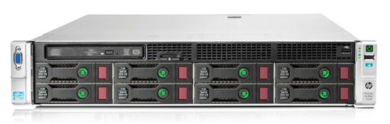 Picture of HPE Proliant DL380e Gen8 V1 LFF CTO Rack Server 669255-B21