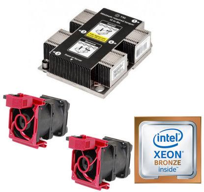 Picture of HPE DL360 Gen10 Intel Xeon-Bronze 3104 (1.7GHz/6-core/85W) Processor Kit 860649-B21 875709-001