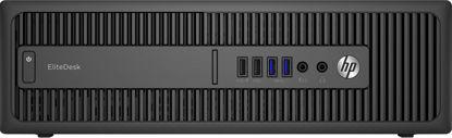 Picture of HP EliteDesk 800 G2 SFF i3 6th Gen V6K96ET