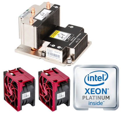 Picture of HPE DL380 Gen10 Intel Xeon-Platinum 8160 (2.1GHz/24-core/150W) Processor Kit 869086-B21 874729-001