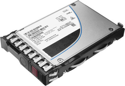 Picture of HPE 1.6TB NVMe x4 Lanes Mixed Use SFF (2.5in) SCN Digitally Signed Firmware SSD P10222-B21 P10470-001