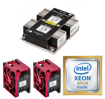 Picture of HPE DL580 Gen10 Intel Xeon-Gold 5118 (2.3GHz/12-core/105W) Processor Kit 878126-B21 875717-001