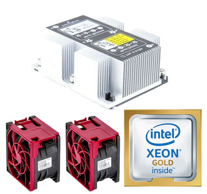 Picture of HPE DL380 Gen10 Intel Xeon-Gold 5118 (2.3GHz/12-core/105W) Processor Kit 826854-B21 875717-001