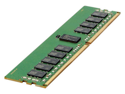 Picture of HPE 64GB (1x64GB) Dual Rank x4 DDR4-2933 CAS-21-21-21 Registered Smart Memory Kit P00930-B21 P06192-001