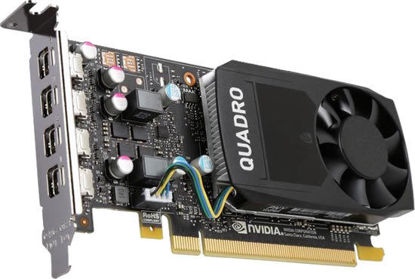 Picture of Nvidia Quadro P600 2GB Graphics Card 1ME42AA