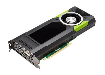 Picture of Nvidia Quadro M5000 8GB Graphics Card M6V53AA