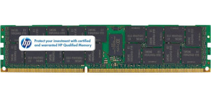 Picture of HPE 16GB (1x16GB) Dual Rank x4 PC3L-10600R (DDR3-1333) Registered CAS-9 LV Memory Kit 647883-B21 687464-001