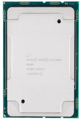 Picture of Intel Xeon-Platinum 8160M (2.1GHz/24-core/150W) Processor SR3B8
