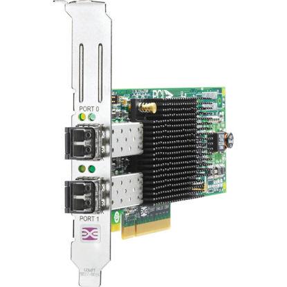 Picture of HP StorageWorks 82E 8Gb Dual Port PCI-e Fibre Channel Host Bus Adapter AJ763A 489193-001