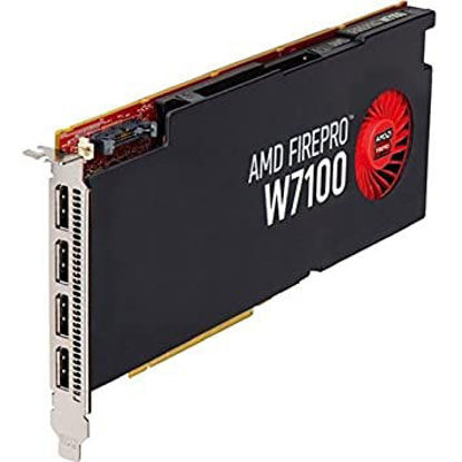 Picture of AMD FirePro W7100 PCIe 8GB Graphics Card 100-505724
