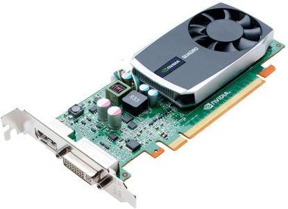 Picture of NVIDIA Quadro 600 1GB PCIe Graphics Card 600-50268-0000-001