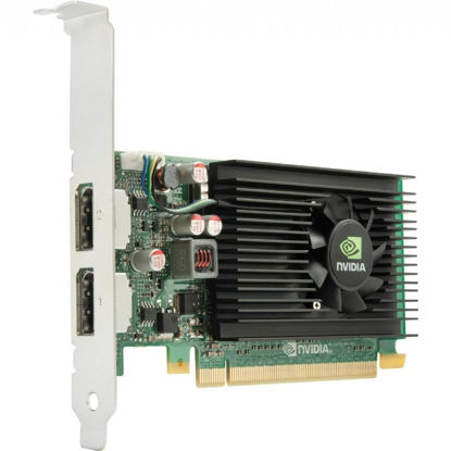 Picture of NVIDIA Quadro NVS 310 512MB PCIe Graphics Card 900-52014-0101-000