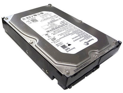 "Picture of 250GB 7.2K 3GB/S 3.5"" SATA Hard Drive ST3250620NS"