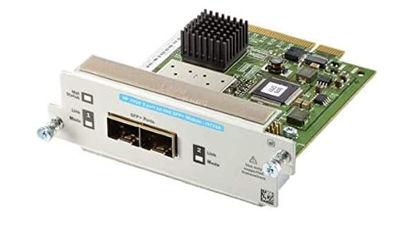 Picture of HP 2920 2-Port 10GbE SFP+ Module J9731A J9731-61001