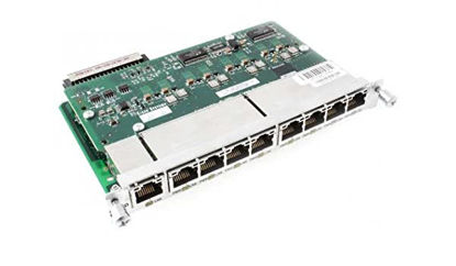 Picture of Cisco 9-Port Ethernet Switch HWIC PoE Capable HWIC-D-9ESW-POE