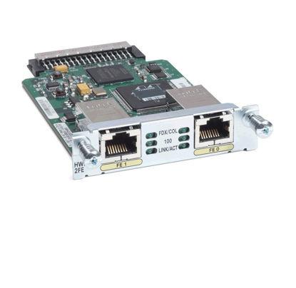 Picture of Cisco 1-Port T1-E1 Voice / WAN w/ Drop & Insert VWIC2-1MFT-T1/E1