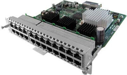 Picture of Cisco Enhance EtherSwitch L2 Service Module 23 Fast Ethernet 1 Gb Ethernet PoE SM-ES2-24