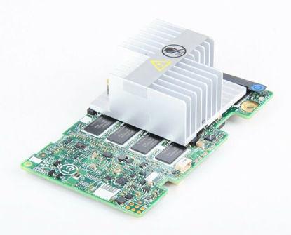 Picture of Dell PERC H710 512MB FBWC 6Gb/s Internal Mini SAS SATA RAID Controller 5CT6D 05CT6D