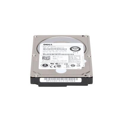 """Picture of Dell 600GB 10K 6G SAS 2.5"""" Hotswap Hard Drive 5R6CX 05R6CX"""