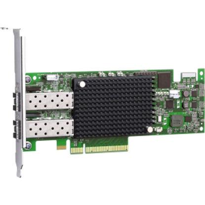 Picture of Dell Emulex LPE 12002 8Gb Fibre Channel Dual Port PCIe Card C856M