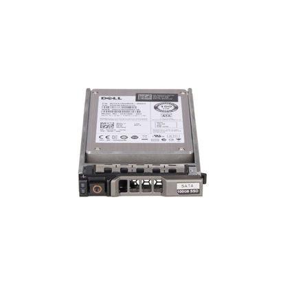 "Picture of Dell 100GB MLC 3G SATA II 2.5"" Hotswap SSD Hard Drive DYW42 0DYW42"