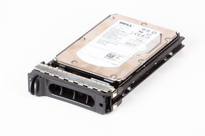 """Picture of Dell 73GB 15K 3G SAS 3.5"""" Hotswap Hard Drive GY581 0GY581"""