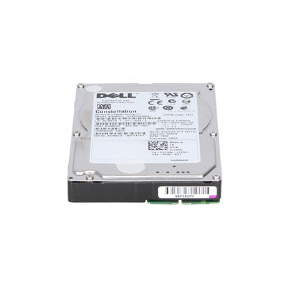 "Picture of Dell 500GB 7.2K 3G SATA 2.5"" Hotswap Hard Drive J770N 0J770N"