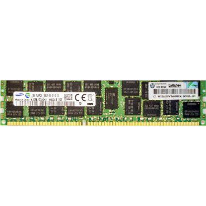Picture of HP 16GB (1x16GB) Dual Rank x4 PC3L-10600R (DDR3-1333) Registered CAS-9 Low Voltage Memory Kit 647901-B21 647653-081