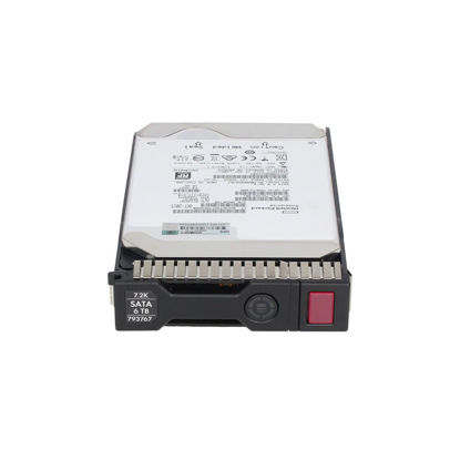 Picture of HP 6TB 6G SATA 7.2K RPM LFF (3.5inch) SC 512e Helium Hard Drive 793683-B21 793767-001