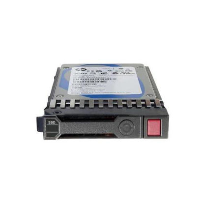 Picture of HP 1.6TB 6G SATA Value Endurance LFF (3.5inch) SC Converter Enterprise Value Solid State Drive 757342-B21 757382-001