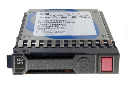 Picture of HP 800GB 6G SATA Value Endurance LFF (3.5inch) SC Enterprise Value Solid State Drive 718189-B21 718298-001