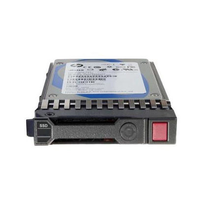 Picture of HP 400GB 6G SATA Write Intensive LFF (3.5inch) SCC Solid State Drive 804668-B21 805388-001