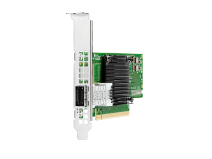Picture of InfiniBand HDR PCIe3 Auxiliary Card with 350mm Cable Kit P06154-B23