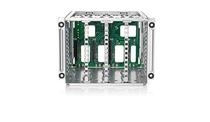 Picture of HPE DL38X Gen10 SFF Box1/2 Cage/Backplane Kit 826691-B21