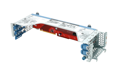 Picture of HPE DL38X Gen10 x16/x16 Riser Kit 826694-B21
