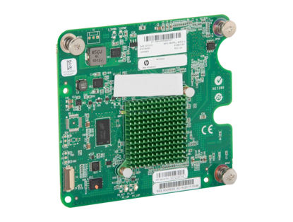 Picture of HP NC552m 10Gb 2-port Flex-10 Ethernet Adapter 610609-B21 610724-001
