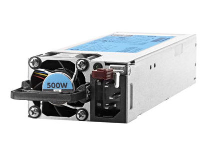Picture of HPE 500W Low Halogen FIO Power Supply Kit 837074-B21